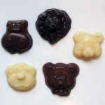 organic vegan chocolate animals
