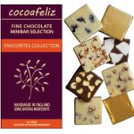 vegan chocolate minibar selection